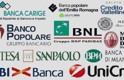 Счет в банке в Милане