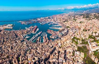 Genova Liguria Italia