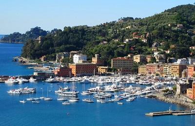 Santa Margherita Ligure Liguria Italia